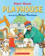 Book cover of PLAYHOUSE