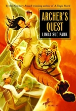 Book cover of ARCHER'S QUEST