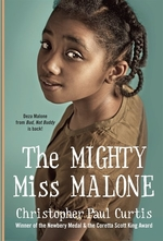 Book cover of MIGHTY MISS MALONE