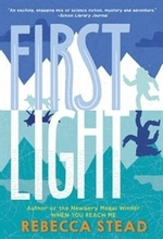 Book cover of 1ST LIGHT