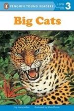 Book cover of BIG CATS