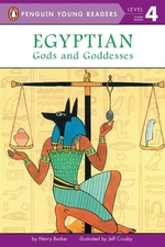 Book cover of EGYPTIAN GODS & GODDESSES