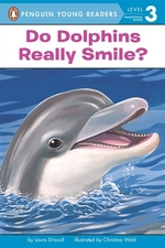 Book cover of DO DOLPHINS REALLY SMILE