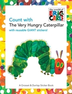 Book cover of COUNT WITH THE VERY HUNGRY CATERPILLAR