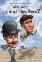 Book cover of WHO WERE THE WRIGHT BROTHERS