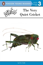 Book cover of VERY QUIET CRICKET