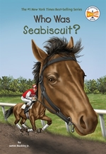 Book cover of WHAT WAS SEABISCUIT
