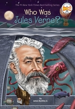 Book cover of WHO WAS JULES VERNE