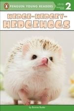 Book cover of HEDGE-HEDGEY-HEDGEHOGS