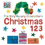 Book cover of VERY HUNGRY CATERPILLAR'S CHRISTMAS 123