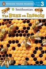 Book cover of BUZZ ON INSECTS