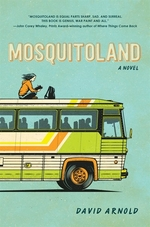 Book cover of MOSQUITOLAND