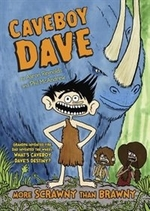 Book cover of CAVEBOY DAVE