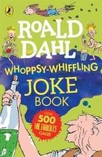 Book cover of WHOPPSY-WHIFFLING JOKE BOOK