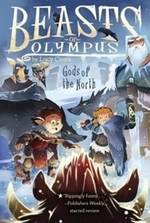 Book cover of BEASTS OF OLYMPUS 07 GODS OF THE NORTH