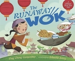 Book cover of RUNAWAY WOK