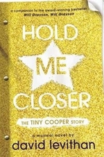 Book cover of HOLD ME CLOSER THE TINY COOPER STORY