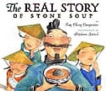 Book cover of REAL STORY OF STONE SOUP
