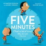 Book cover of 5 MINUTES