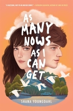 Book cover of AS MANY NOWS AS I CAN GET