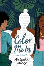 Book cover of COLOR ME IN