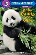 Book cover of BABY PANDA GOES WILD
