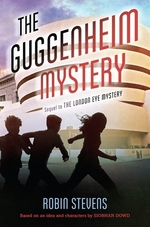 Book cover of GUGGENHEIM MYSTERY
