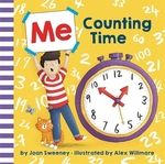 Book cover of ME COUNTING TIME
