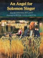 Book cover of ANGEL FOR SOLOMON SINGER