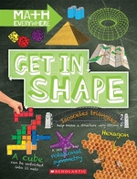 Book cover of GET IN SHAPE - 2-DIMENSIONAL & 3-DIMENSI