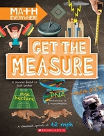 Book cover of GET THE MEASURE - UNITS & MEASUREMENTS