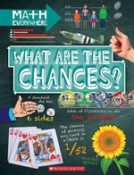 Book cover of WHAT ARE THE CHANCES - PROBABILITY STATI