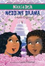 Book cover of NIKKI & DEJA WEDDING DRAMA