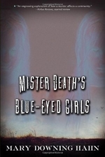 Book cover of MISTER DEATH'S BLUE-EYED GIRLS
