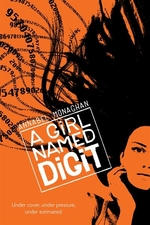 Book cover of GIRL NAMED DIGIT