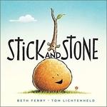 Book cover of STICK & STONE