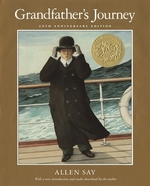 Book cover of GRANDFATHER'S JOURNEY 20TH ED
