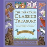 Book cover of FOLK TALE CLASSICS TREASURY