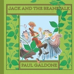 Book cover of JACK & THE BEANSTALK