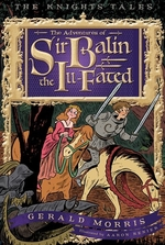 Book cover of ADVENTURES OF SIR BALIN THE ILL-FATED