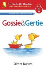 Book cover of GOSSIE & GERTIE
