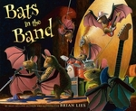 Book cover of BATS IN THE BAND
