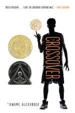 Book cover of CROSSOVER