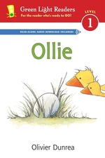 Book cover of OLLIE