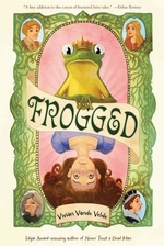 Book cover of FROGGED