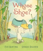 Book cover of WHOSE SHOE