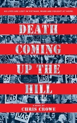 Book cover of DEATH COMING UP THE HILL