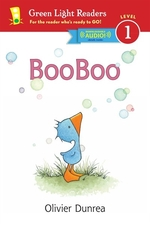Book cover of BOOBOO