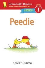 Book cover of PEEDIE