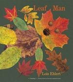 Book cover of LEAF MAN BIG BOOK